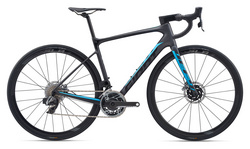 Cestno kolo Giant Defy Advanced Pro 0 Red 2020